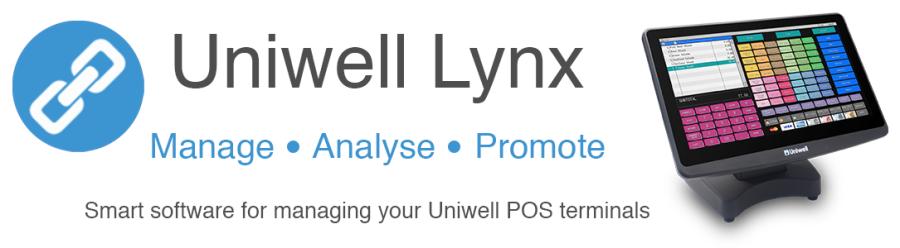 Uniwell Lynx Banner