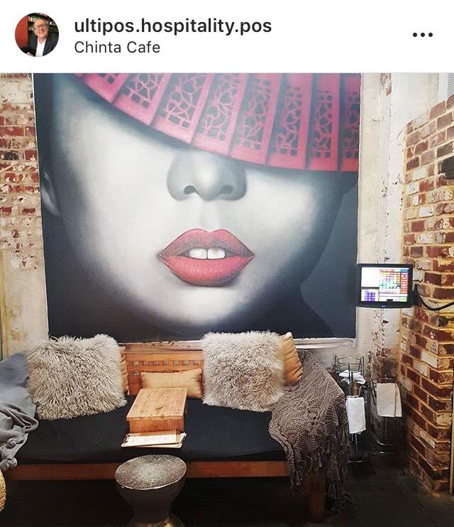 Chinta Cafe Uniwell Lynx Install