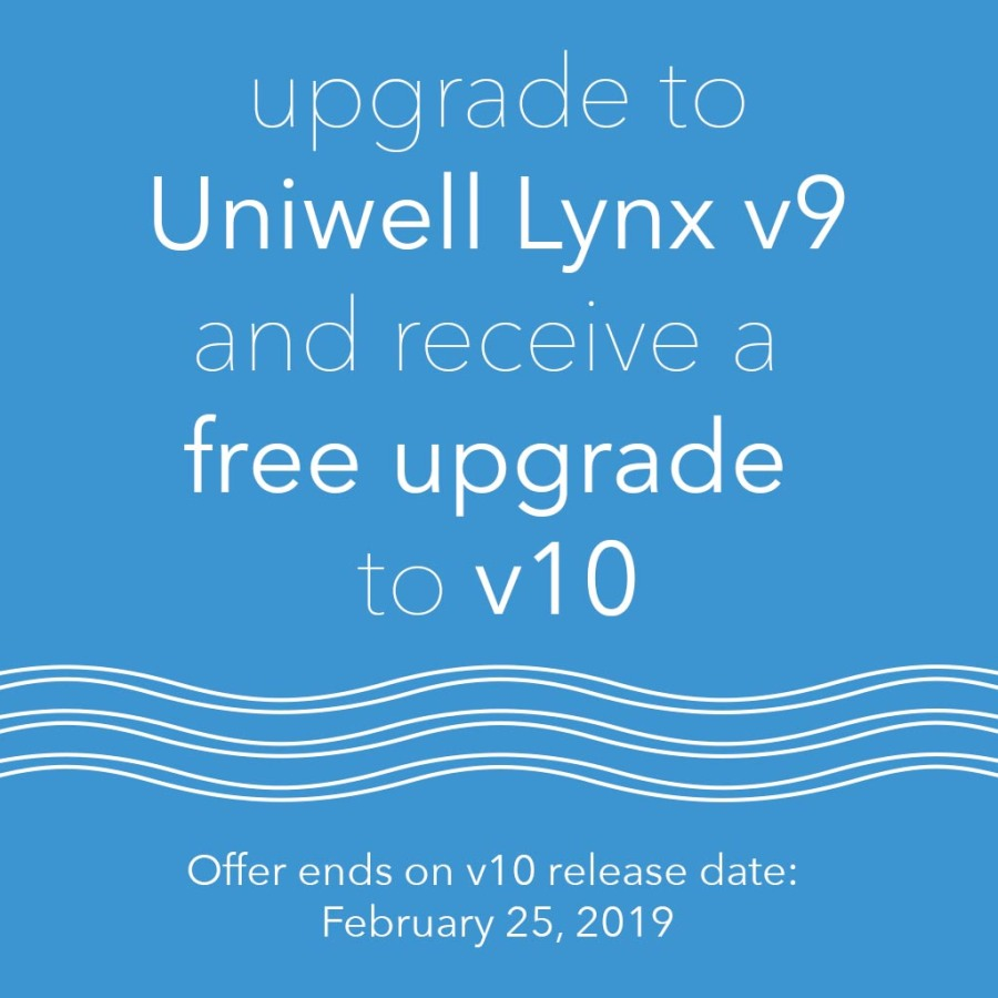 Uniwell Lynx v9 Upgrade Offer