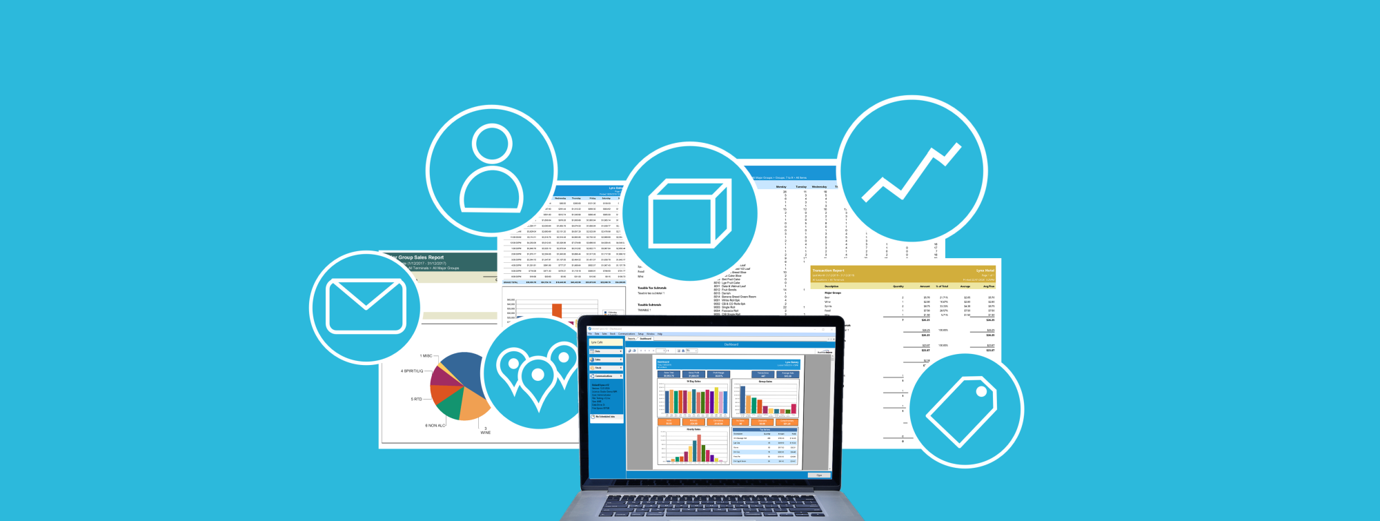 Lynx Software Manage Analyse Promote